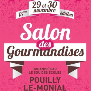 Salon gourmandise pouilly